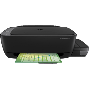 Z6Z95A HP                                                           | IMPRESORA MULTIFUNCION HP INK TANK 410 INALAMBRICA